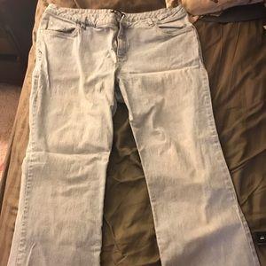 Metrostyle bootcut jeans